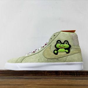 Frog Skateboards x Nike Blazer Mid
